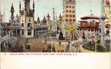 amp100502 - Amusement Park Postcard Post Card