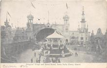 amp100503 - Amusement Park Postcard Post Card