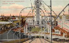 amp100510 - Amusement Park Postcard Post Card