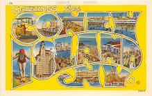 amp100516 - Amusement Park Postcard Post Card
