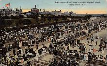 amp100532 - Amusement Park Postcard Post Card