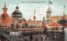 amp100534 - Amusement Park Postcard Post Card
