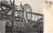 amp100537 - Amusement Park Postcard Post Card
