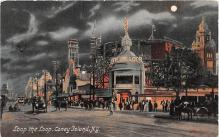 amp100538 - Amusement Park Postcard Post Card