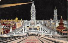 amp100540 - Amusement Park Postcard Post Card