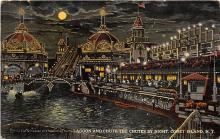 amp100541 - Amusement Park Postcard Post Card