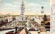 amp100553 - Amusement Park Postcard Post Card