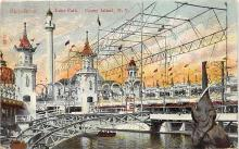 amp100561 - Amusement Park Postcard Post Card