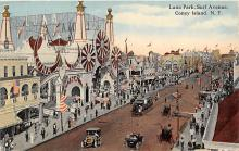 amp100565 - Amusement Park Postcard Post Card