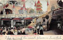 amp100602 - Amusement Park Postcard Post Card