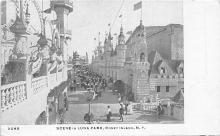 amp100611 - Amusement Park Postcard Post Card