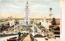 amp100628 - Amusement Park Postcard Post Card