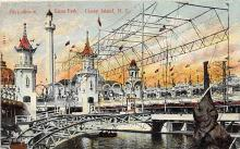 amp100629 - Amusement Park Postcard Post Card