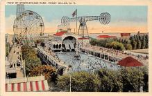 amp100630 - Amusement Park Postcard Post Card