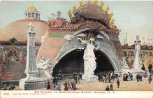 amp100634 - Amusement Park Postcard Post Card