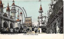 amp100638 - Amusement Park Postcard Post Card