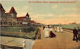 amp100646 - Amusement Park Postcard Post Card