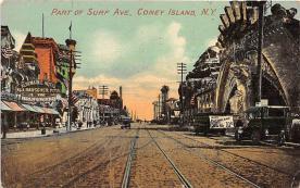 amp100649 - Amusement Park Postcard Post Card