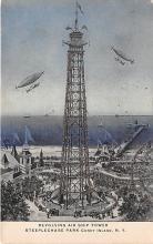 amp100652 - Amusement Park Postcard Post Card