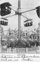 amp100654 - Amusement Park Postcard Post Card