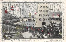 amp100656 - Amusement Park Postcard Post Card