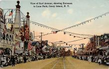 amp100663 - Amusement Park Postcard Post Card