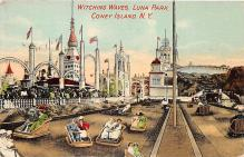 amp100677 - Amusement Park Postcard Post Card