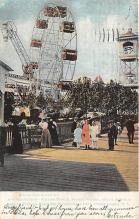 amp100680 - Amusement Park Postcard Post Card