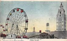 amp100685 - Amusement Park Postcard Post Card