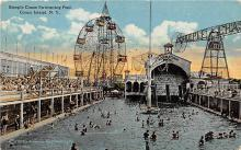 amp100687 - Amusement Park Postcard Post Card