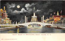 amp100698 - Amusement Park Postcard Post Card