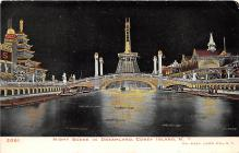 amp100699 - Amusement Park Postcard Post Card