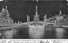 amp100706 - Amusement Park Postcard Post Card