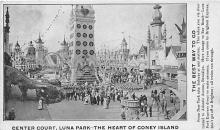 amp100709 - Amusement Park Postcard Post Card