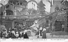 amp100718 - Amusement Park Postcard Post Card