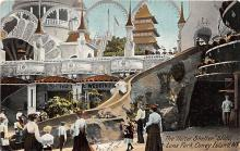 amp100722 - Amusement Park Postcard Post Card