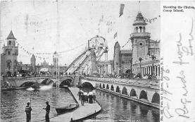 amp100729 - Amusement Park Postcard Post Card