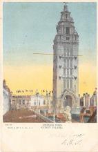 amp100735 - Amusement Park Postcard Post Card