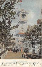 amp100740 - Amusement Park Postcard Post Card
