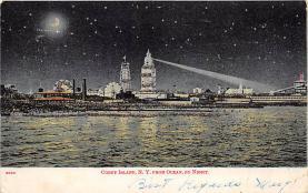 amp100744 - Amusement Park Postcard Post Card