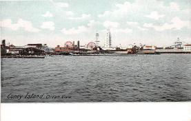 amp100745 - Amusement Park Postcard Post Card