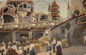 amp100750 - Amusement Park Postcard Post Card