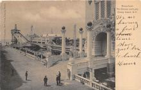 amp100752 - Amusement Park Postcard Post Card