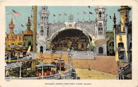 amp100754 - Amusement Park Postcard Post Card