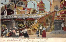amp100757 - Amusement Park Postcard Post Card