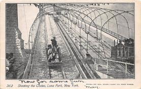 amp100759 - Amusement Park Postcard Post Card
