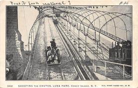 amp100760 - Amusement Park Postcard Post Card