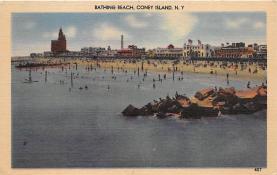 amp100763 - Amusement Park Postcard Post Card