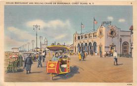 amp100764 - Amusement Park Postcard Post Card