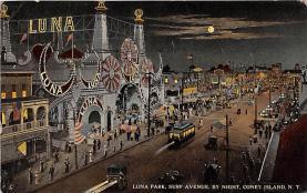 amp100769 - Amusement Park Postcard Post Card